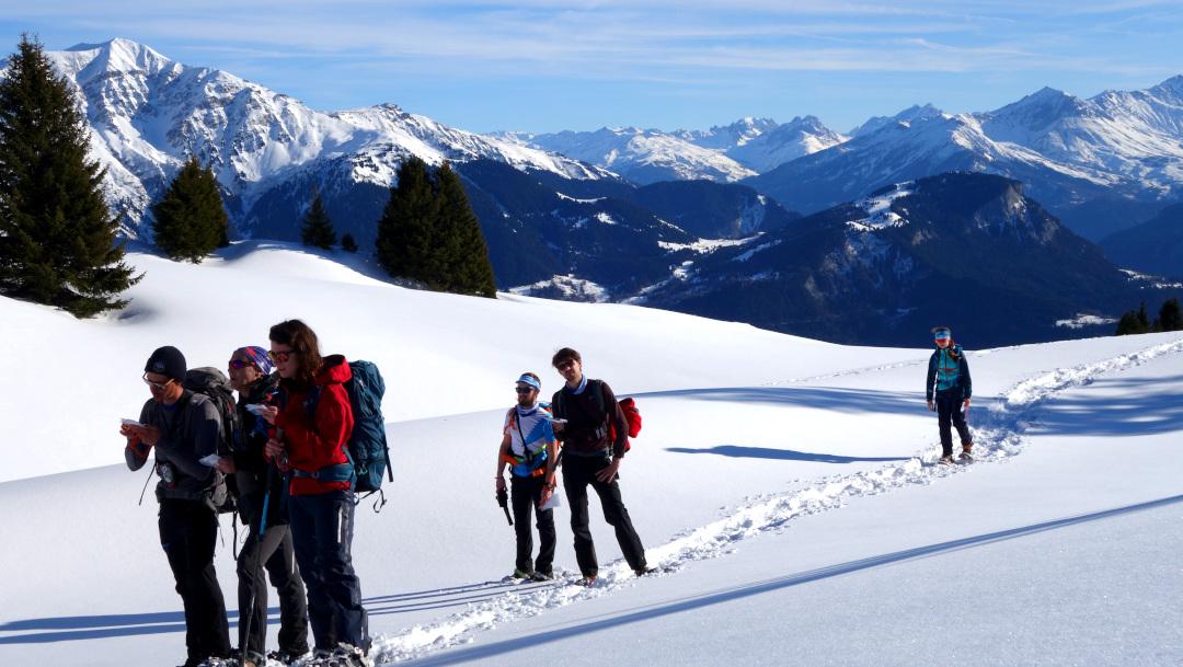 Trek Orientation Hivernal Montgellafrey