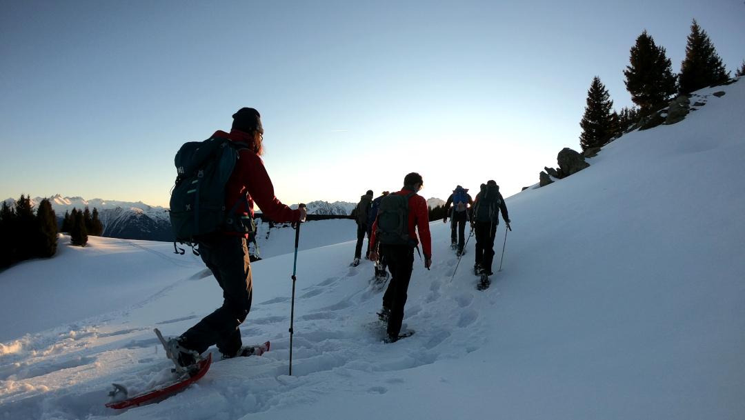 Trek et randonnée à Montgellafrey