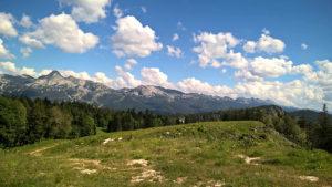 Les sommets du Vercors en Trek Orientation
